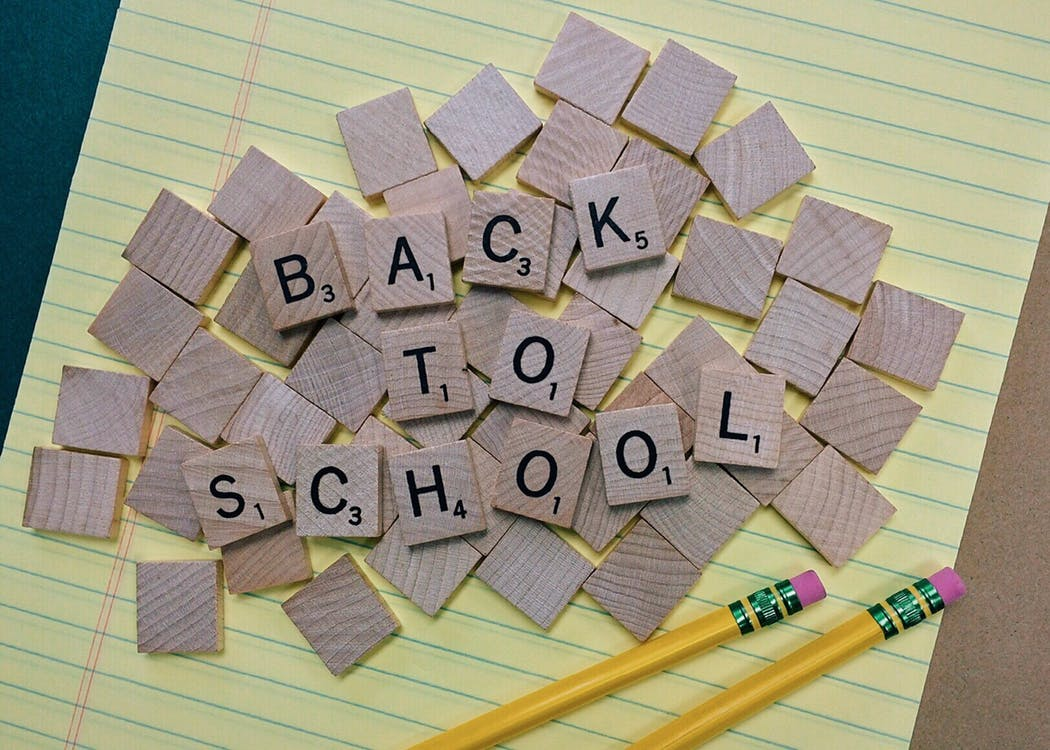 The back to school season is upon us.